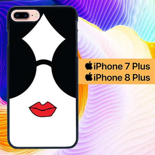 Alice And Olivia L0109 hoesjes iPhone 7 Plus , iPhone 8 Plus