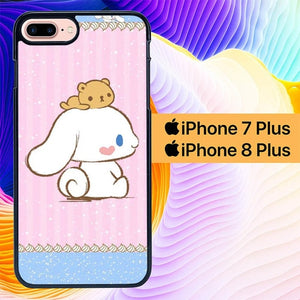 Cinnamon Roll Sanrio L0124 hoesjes iPhone 7 Plus , iPhone 8 Plus