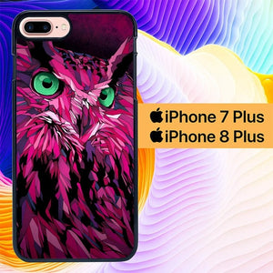 Southside Owl L0694 hoesjes iPhone 7 Plus , iPhone 8 Plus