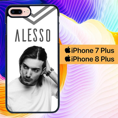 alesso cool L0962 hoesjes iPhone 7 Plus , iPhone 8 Plus