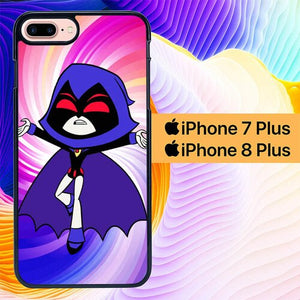 teen titans go ravel L1010 hoesjes iPhone 7 Plus , iPhone 8 Plus