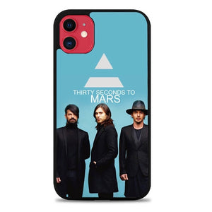 30 Seconds to Mars L1089 iphone 11 hoesjes