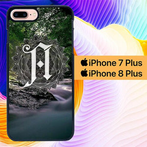 Amity Affliction A L1343 hoesjes iPhone 7 Plus , iPhone 8 Plus