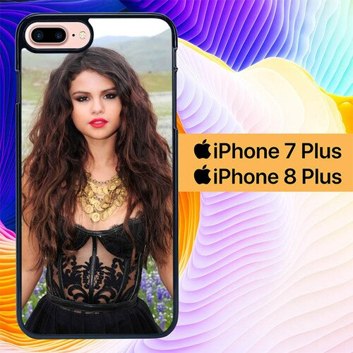 Selena Gomez Come and Get It L1479 hoesjes iPhone 7 Plus , iPhone 8 Plus