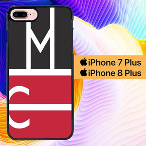 Magcon Boys Logo L1923 hoesjes iPhone 7 Plus , iPhone 8 Plus