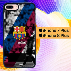 Barcelona Football Club L1976 hoesjes iPhone 7 Plus , iPhone 8 Plus