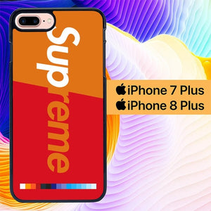 Supreme Colour L2762 hoesjes iPhone 7 Plus , iPhone 8 Plus