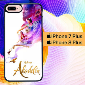Aladdin Movie L2984 hoesjes iPhone 7 Plus , iPhone 8 Plus