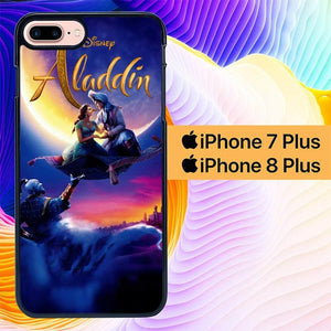 Aladdin Yasmine Cover L2985 hoesjes iPhone 7 Plus , iPhone 8 Plus