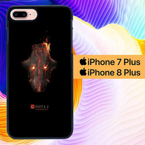 Dota2 Juggernaut L3053 hoesjes iPhone 7 Plus , iPhone 8 Plus