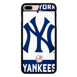 New York Yankees Baseball L3087 hoesjes iPhone 7 Plus , iPhone 8 Plus