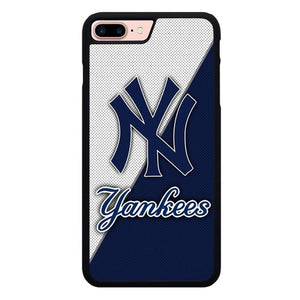 New York Yankees Logo L3091 hoesjes iPhone 7 Plus , iPhone 8 Plus