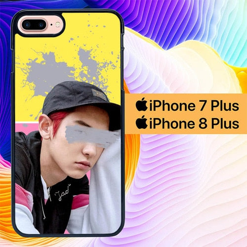 Chaenyeol L3106 hoesjes iPhone 7 Plus , iPhone 8 Plus