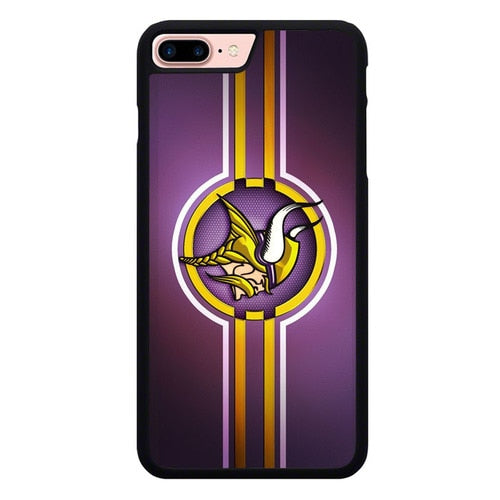 Minnesota Vikings L3116 hoesjes iPhone 7 Plus , iPhone 8 Plus