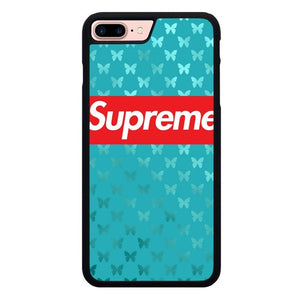 Supreme Butterfly L3152 hoesjes iPhone 7 Plus , iPhone 8 Plus