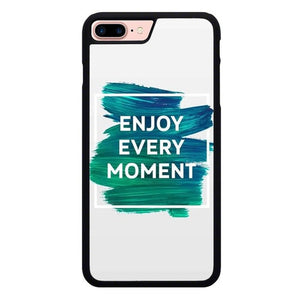 Enjoy The Moment L3165 hoesjes iPhone 7 Plus , iPhone 8 Plus