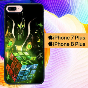Rubick Dota2 L3169 hoesjes iPhone 7 Plus , iPhone 8 Plus