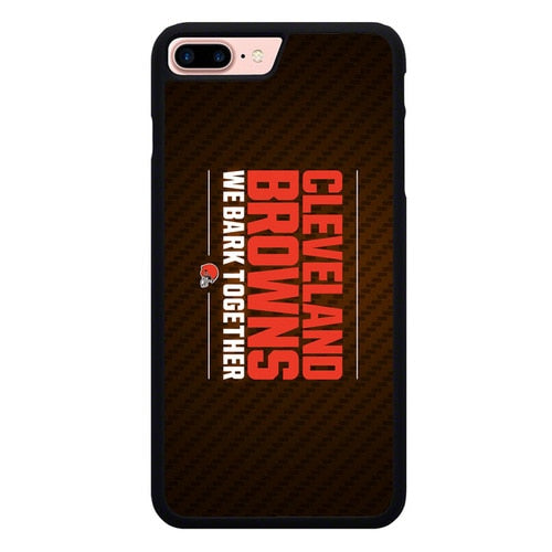 Browns We Bark Together L3169 hoesjes iPhone 7 Plus , iPhone 8 Plus