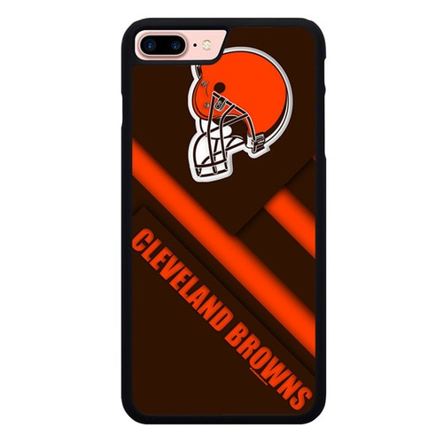 Cleveland Browns L3171 hoesjes iPhone 7 Plus , iPhone 8 Plus