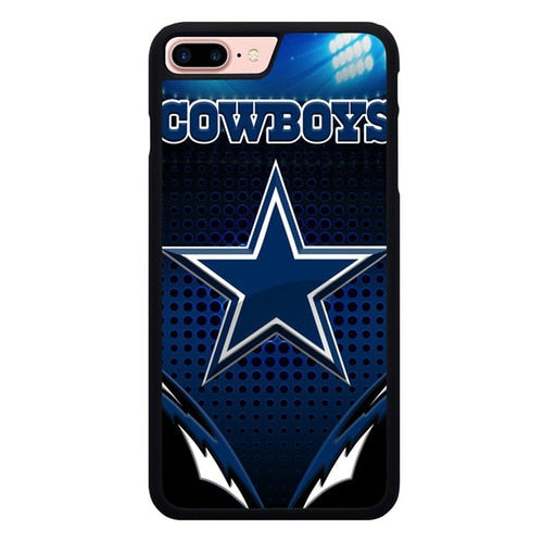 Dallas Cowboys NFL L3177 hoesjes iPhone 7 Plus , iPhone 8 Plus