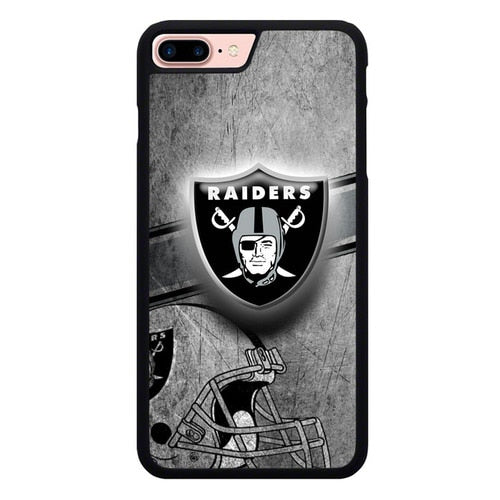 LA Raiders L3187 hoesjes iPhone 7 Plus , iPhone 8 Plus
