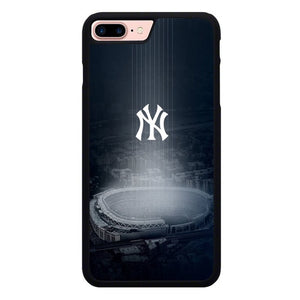 The Home Of New York Yankees L3222 hoesjes iPhone 7 Plus , iPhone 8 Plus