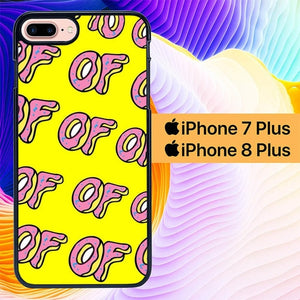 Odd Future Wallpaper L3244 hoesjes iPhone 7 Plus , iPhone 8 Plus