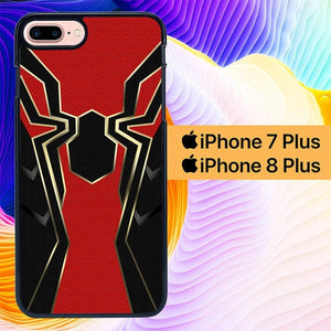 Iron Spider Costume L3258 hoesjes iPhone 7 Plus , iPhone 8 Plus