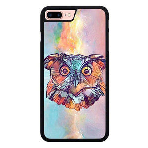 The Artistic Owl L3272 hoesjes iPhone 7 Plus , iPhone 8 Plus