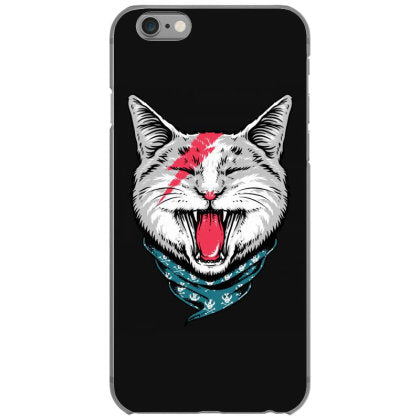 lightning cat iphone 6 6s hoesjes