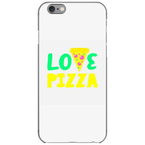 love pizza iphone 6 6s hoesjes