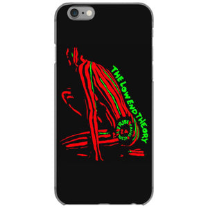 low end theory t shirt iphone 6 6s hoesjes