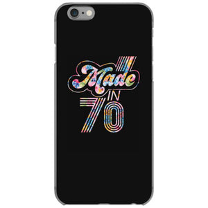 made in 1970 floral iphone 6 6s hoesjes