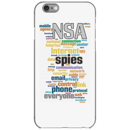 mobile agency military national center internet spies email phone iphone 6 6s hoesjes