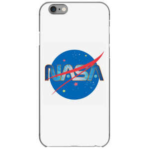 nasa space universe logo iphone 6 6s hoesjes