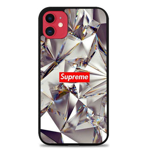 SUPREME W0075 iphone 11 hoesjes