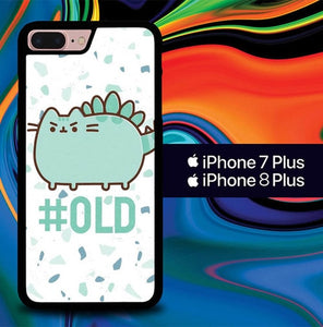 Pusheen W8991 hoesjes iPhone 7 Plus , iPhone 8 Plus