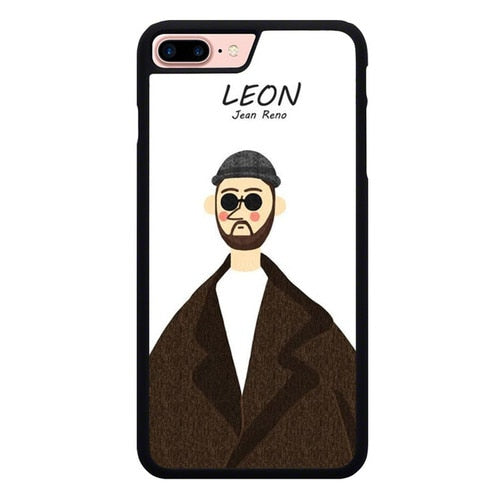 LEON MATILDA W9102 hoesjes iPhone 7 Plus , iPhone 8 Plus