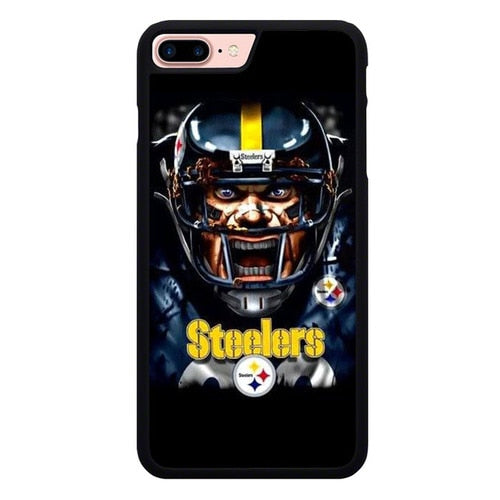 Steelers W9121 hoesjes iPhone 7 Plus , iPhone 8 Plus