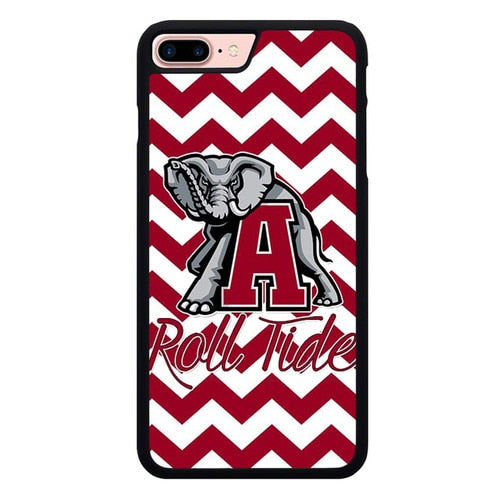 alabama crimson tide W9126 hoesjes iPhone 7 Plus , iPhone 8 Plus