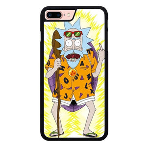 Rick and Morty W9130 hoesjes iPhone 7 Plus , iPhone 8 Plus