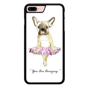 you are amazing dog W9134 hoesjes iPhone 7 Plus , iPhone 8 Plus