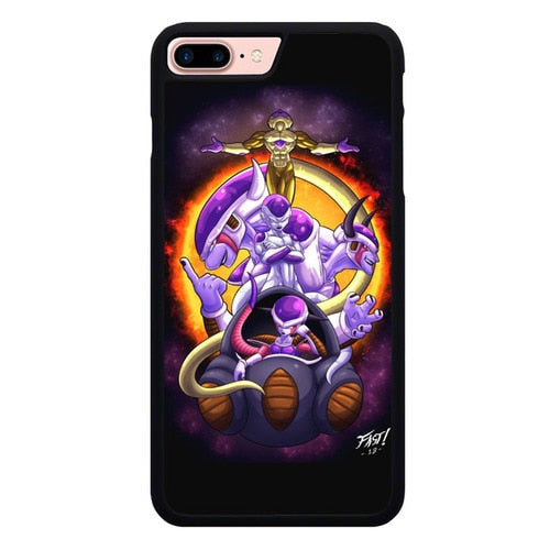 frieza dragon ball super W9162 hoesjes iPhone 7 Plus , iPhone 8 Plus