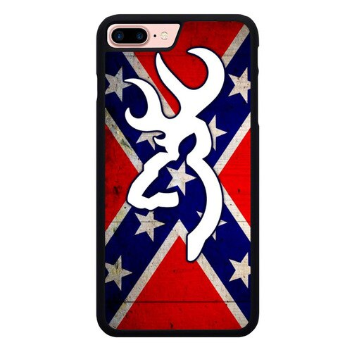 american flag browning W9190 hoesjes iPhone 7 Plus , iPhone 8 Plus