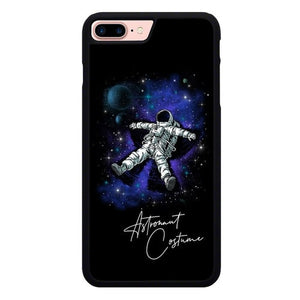 ASTRONOUT COSTUME GALAXY W9207 hoesjes iPhone 7 Plus , iPhone 8 Plus