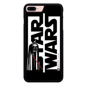 star wars W9215 hoesjes iPhone 7 Plus , iPhone 8 Plus