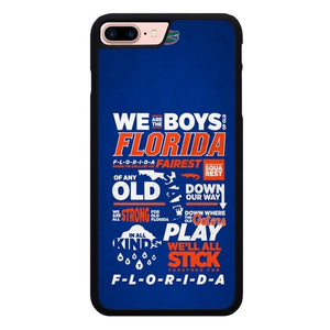 florida gators W9245 hoesjes iPhone 7 Plus , iPhone 8 Plus
