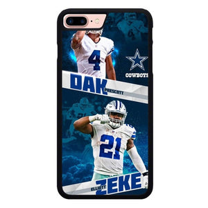 dalas cowboys W9264 hoesjes iPhone 7 Plus , iPhone 8 Plus