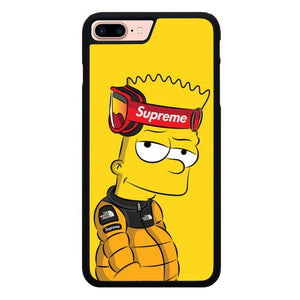 simpson supreme W9316 hoesjes iPhone 7 Plus , iPhone 8 Plus