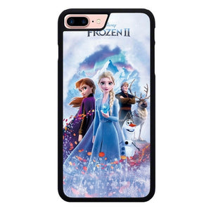 FROZEN II W9341 hoesjes iPhone 7 Plus , iPhone 8 Plus